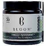 Bloom Bloom Authentifizierung Pfefferminz 30G (Packung von 6)