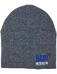 Superdry Windhiker Embroidery Herren Mütze Blau