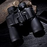 Ledu 10x50 Fernglas, ultraklar, geeignet für Outdoor-Reisen, Jagd, Vogelbeobachtung, wasserdicht, Geburtstagsgeschenke