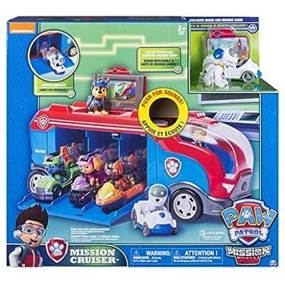 PAW PATROL 6035961 PAW Mission Cruiser, Multi Colour