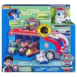 Paw Patrol Veicolo Mission Cruiser, con Robodog e veicolo, dai 3 anni - 6035961 0778988592557 LEGO