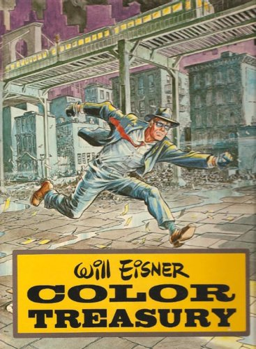Will Eisner Color Treasury