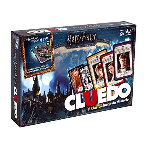 HARRY POTTER Cluedo 40X26-+9 Años