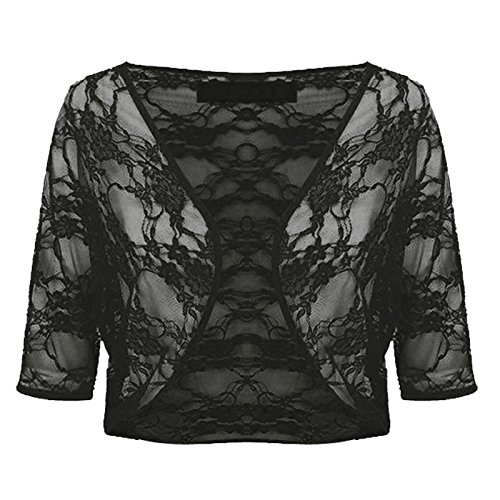 RIDDLEDWITHSTYLE -  Maglione  - Donna Black