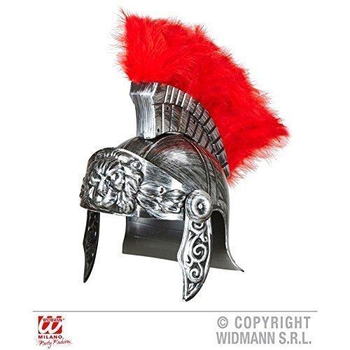 Römischer Helm / Römerhelm / Gladiator Kostümzubehör Römer in antikem (Caesar Kinder Kostüm)