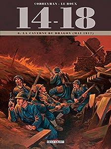 """Afficher """"14-18 n° 8 La Caverne du dragon"""""""