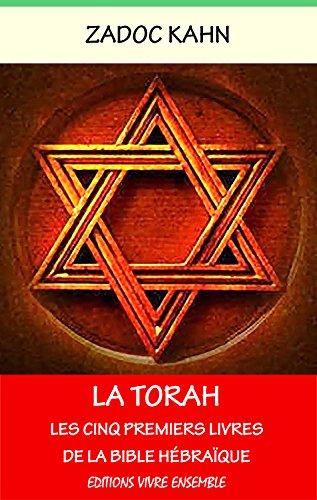 La Torah par Zadoc Kahn