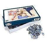 Puzzle mit eigenem Foto gestalten (Individuelles Fotopuzzle inkl. Puzzle-Schachtel, per Digitaldruckverfahren, Maße: 48 x 32,5 cm, ideal als persönliches Fotogeschenk) (500 Teile)