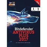 #8: BitDefender Antivirus Plus 2017 - 1 Device, 1 Year (Windows) Activation Key (CD)
