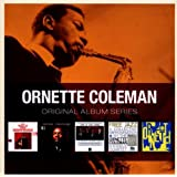 The Shape of Jazz to Come / Change of The Century / This is Our Music / Free Jazz / Ornette! (Original Album Series)