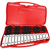 A-Star 25 Note Chromatic Glockenspiel with Beaters