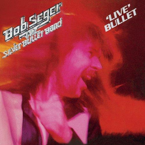 Live Bullet + t-shirt (L) by Bob Seger & The Silver Bullet (2011-09-13)