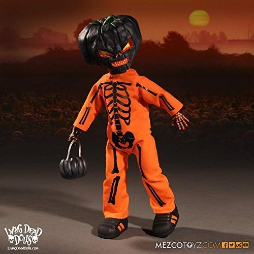One:12 Collective 94731Living Dead Dolls Presents Jack O 'Lantern