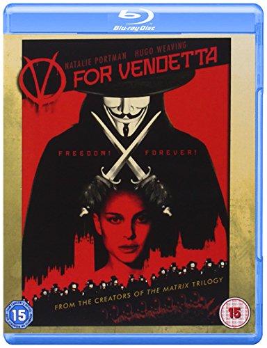 V For Vendetta [Blu-ray] [UK Import]