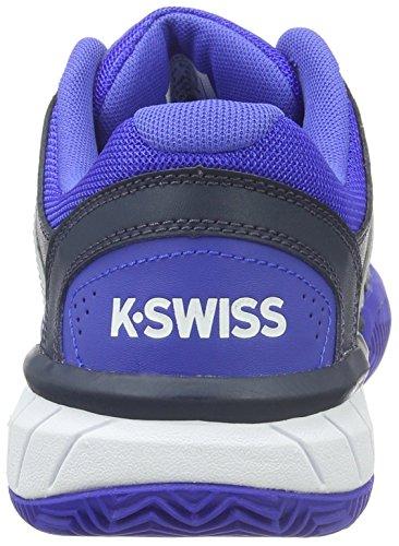 K-Swiss Performance Herren Express Ltr Hb Tennisschuhe Blau (Dressblues/Highrise/ELECTRICBLUE 485)