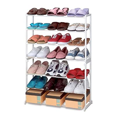 Prima Freestanding 21 Pair Shoe Rack Tidy Storage