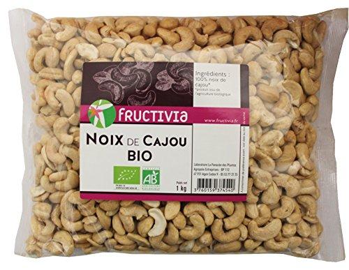 Noix de Cajou Bio 1kg