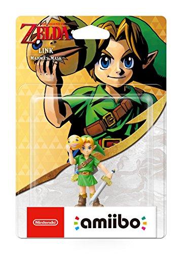 Amiibo Link Majora's Mask (Colección Zelda)
