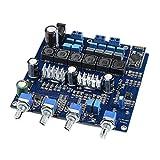 MagiDeal Tpa3116 2.1 50wx2 + 100w Bluetooth Klasse D Drahtlose Mini Digital-Audioverstärker Board Platine