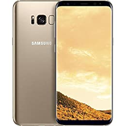 Samsung Galaxy S8 Plus Dual SIM 64GB SM-G955FD Gold