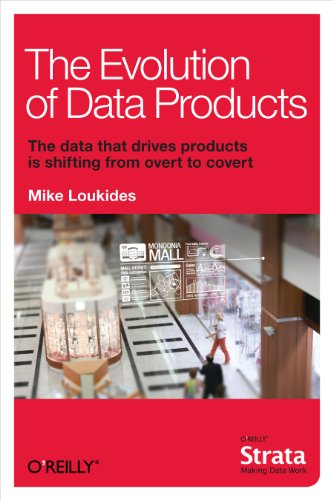 The Evolution of Data Products (English Edition) por Mike Loukides