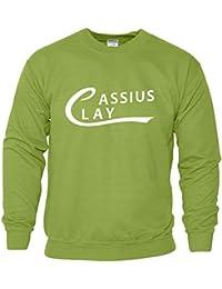 Cassius Clay Herren Sweat MOHAMMED ALI Boxing Der größte