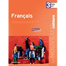 Français 3e Prépa - Pro