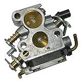Reemplazo de carburador compatible con Husqvarna 235 236 236e 240 240E 545072601 574719402