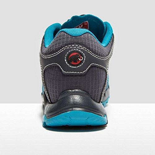 MAMMUT Chaussure de randonnée Comfort Low GTX Surround pour Femme GRAPH/PACIFIC