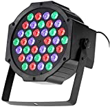 Faro LED PAR per illuminazione palco, per Party Discoteca DJ 36LEDs 36W
