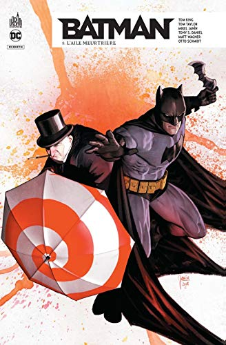 Batman Rebirth, Tome 9 : L'aile meurtrière par Collectif