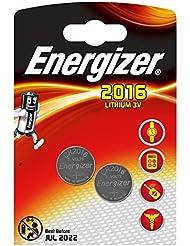 Energizer Lot de 5piles bouton au lithium CR20163V pour une utilisation en...