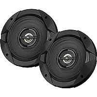 JBL GT7-5 GT Serie Altoparlante Audio per Auto Coassiale da 5-1/4'' (Coppia), Nero
