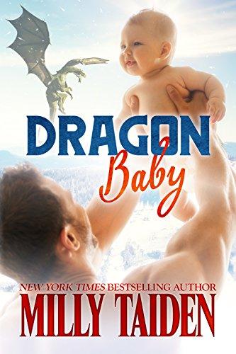 Dragon Baby: Paranormal BBW Shapeshifter Dragon Romance (Night and Day Ink Book 5) (English Edition)