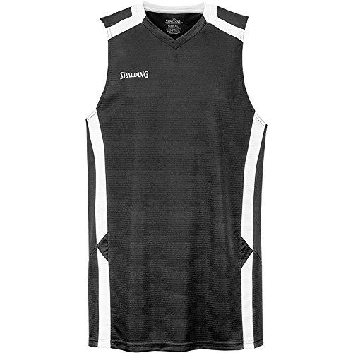 k Top Basketball Trikot schwarz schwarz/weiß, XXL ()
