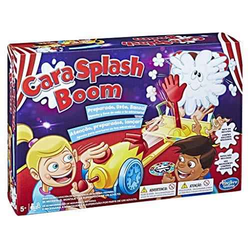 Gaming Novedad - Cara Splash Boom Hasbro E1972175
