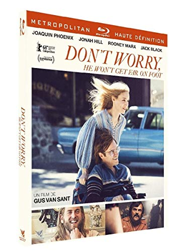 Don't Worry, He Won't Get Far on Foot [Blu-ray]