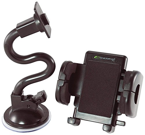 bracketron grip-it windshield car mobile holder Bracketron Grip-iT Windshield Car Mobile Holder 51RV0aMDtNL