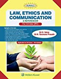 Law, Ethics and Communication – A Referencer: Padhuka CA IPCC