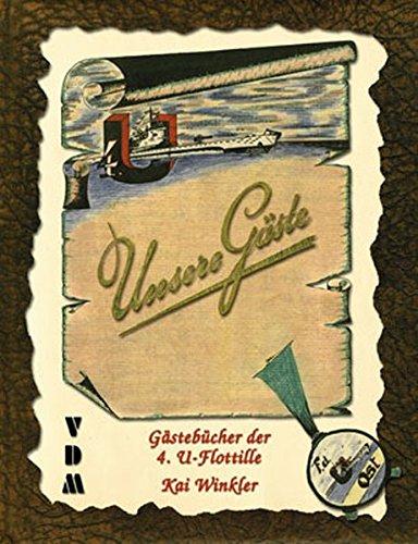 Die Gästebücher der 4. U-Flottille -