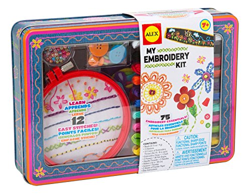 Alex Toys Craft Embroidery Kit