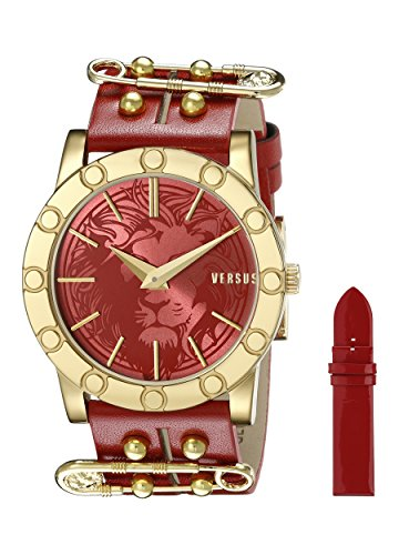 Versus - SOF03 0014 - Montre Femme - Quartz - Analogique - Bracelet Acier Inoxydable Multicolore