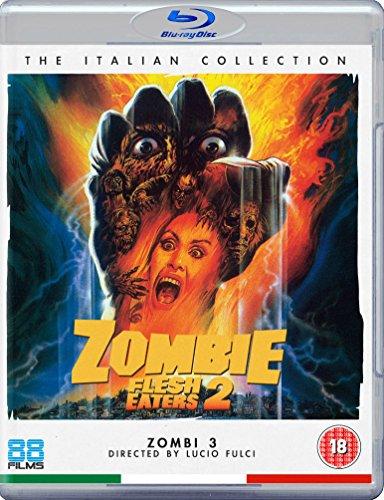 Zombie Flesh Eaters 2 [Blu-ray] [Reino Unido] 51RV3HnYT9L