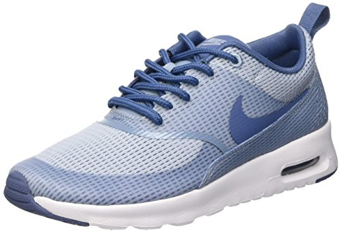Beste Nike Air Max Thea Textile Women, Sneakers basses femme, Azul (BLUE GREY/OCEAN FOG-WHITE), 37.5