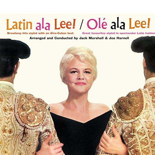 "Peggy Lee: ""Latin Ala Lee!"" An..."