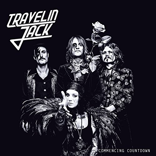 Travelin Jack: Commencing Countdown (Audio CD)