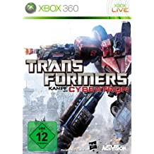 Transformers: Kampf um Cybertron - [Xbox 360]