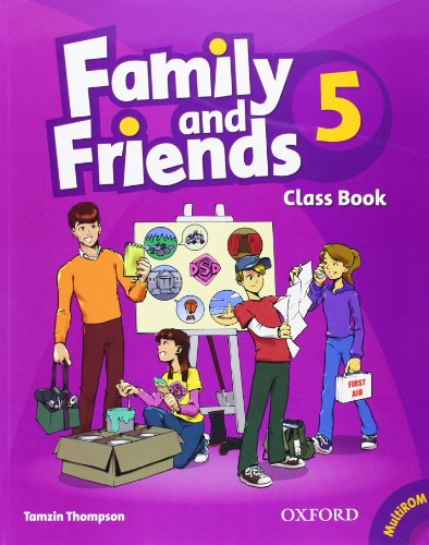 Family and friends. Classbook. Per la Scuola elementare. Con DVD-ROM: 5