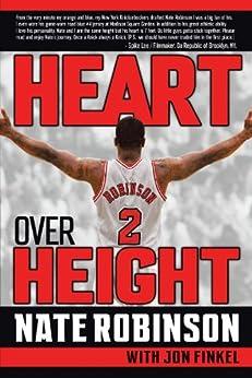 Heart Over Height (English Edition) par [Robinson, Nate, Finkel, Jon]