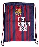 FC Barcelona Jungen Schuhsack Fc-184 Barcelona Barca Fan 6 Geldbörse, Mehrfarbig (Multicolour), 1x44x33 cm